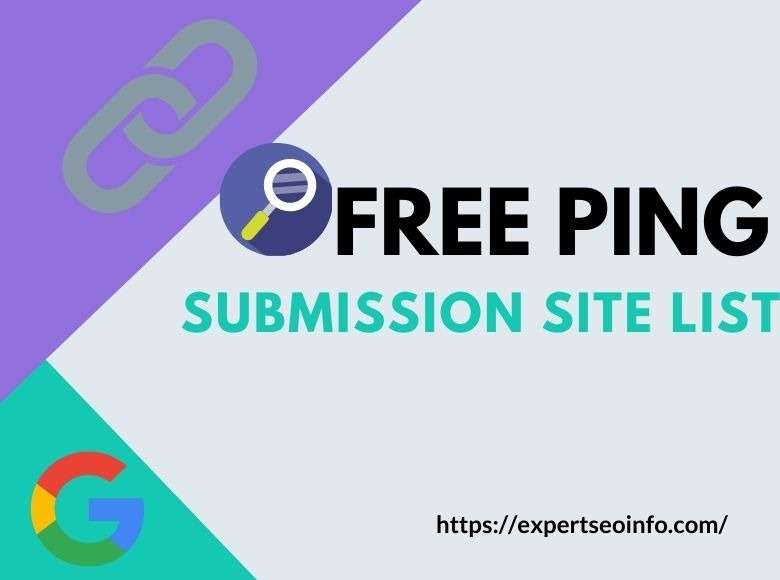 free ping submission site list