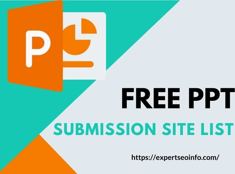 free ppt submission site list