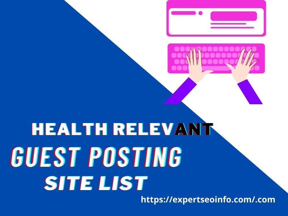 health guest posting site list