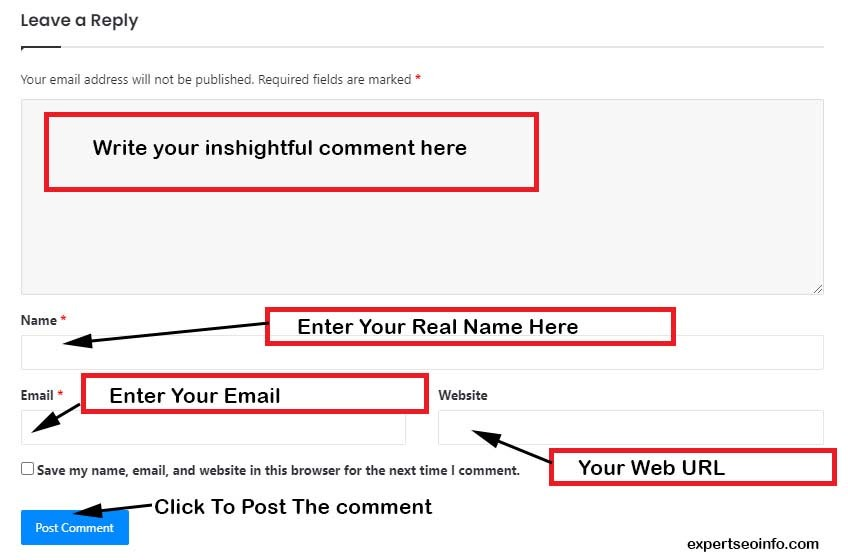 How to find Niche related blog commenting site