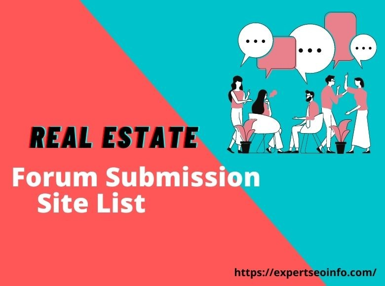 real estate Forum Submission Site List.jpg